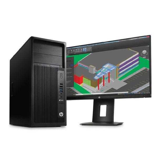 Máy Trạm HP Z240 Xeon E3 1225V6 P2000
