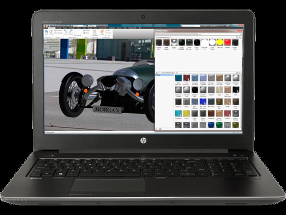 Máy Trạm HP ZBook 15 G4
